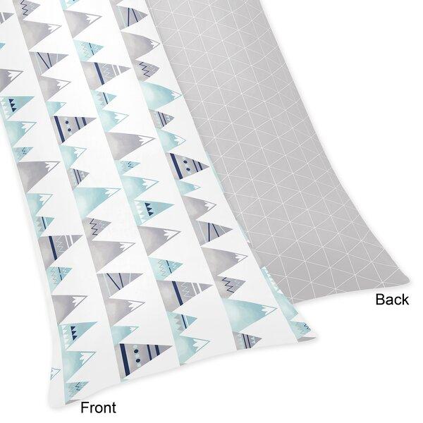 Mountains Body Pillow Case by Sweet Jojo Designs