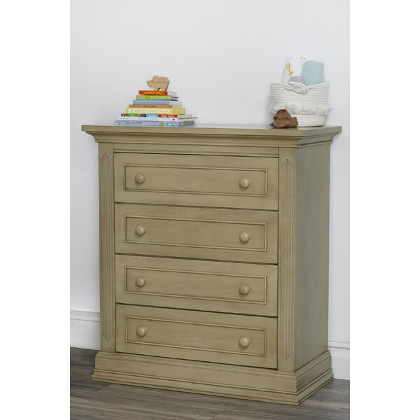 Dakota 4 Drawer Chest by Suite Bebe