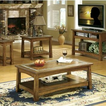 Hess 3 Piece Coffee Table Set by Breakwater Bay
