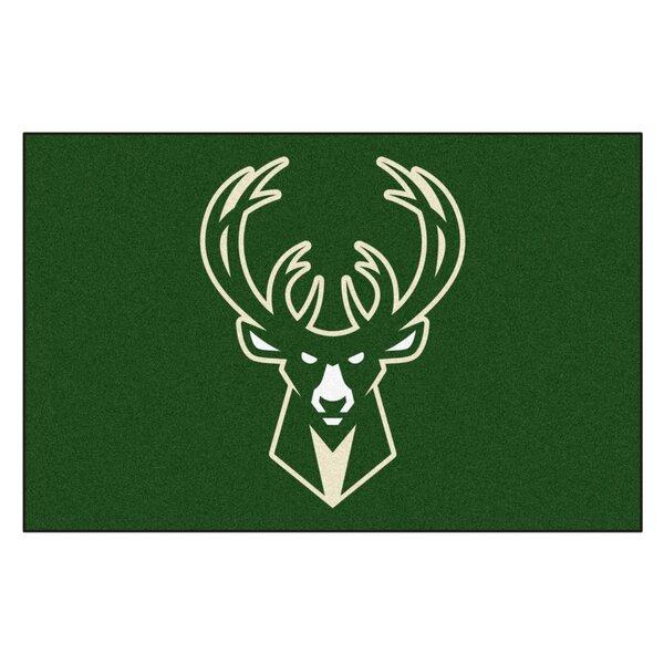 NBA - Milwaukee Bucks Doormat by FANMATS