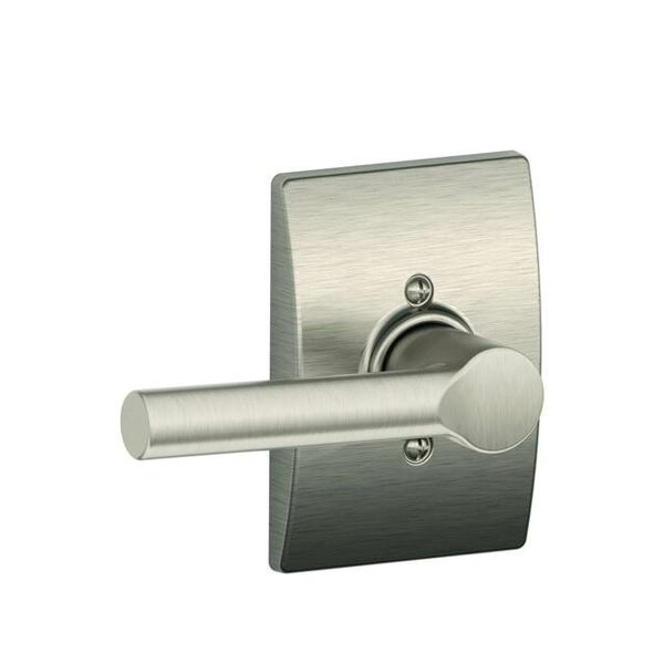 F Series Broadway Dummy Interior Pack with Century Rosette by Schlage