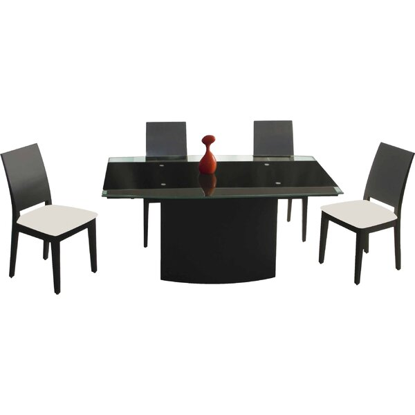 Etzel Dining Table by Brayden Studio