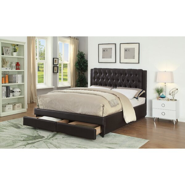 Brenner Queen Panel Configurable Bedroom Set by Wrought Studio