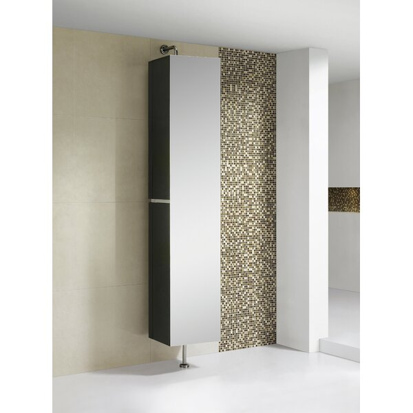 Stellan 15.75 W x 64.88 H Wall Mounted Cabinet by Orren Ellis