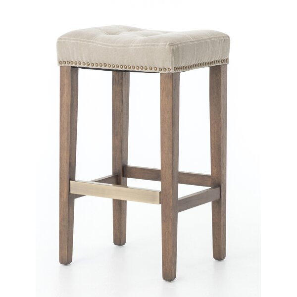 Fromberg 30 Bar Stool by Ophelia & Co.