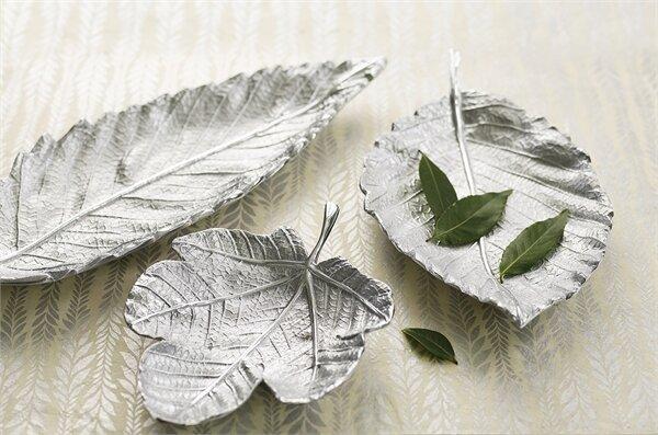 Harvest Soft Leaf Platter by Mariposa