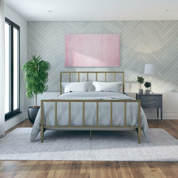 Blair Standard Bed by CosmoLiving by Cosmopolitan