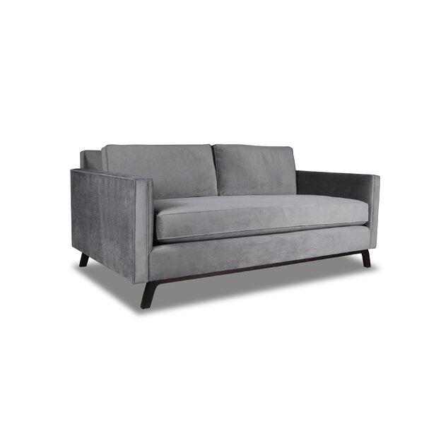 Marceau Plush Deep Sofa by Orren Ellis