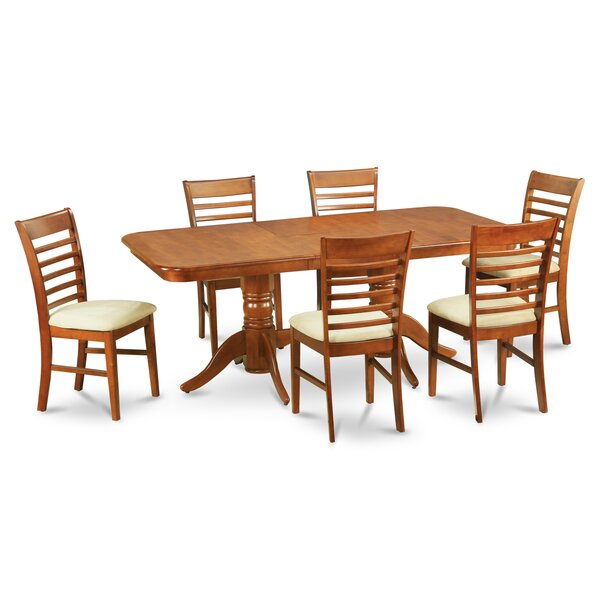 Pillsbury Modern 9 Piece Dining Set by August Grove