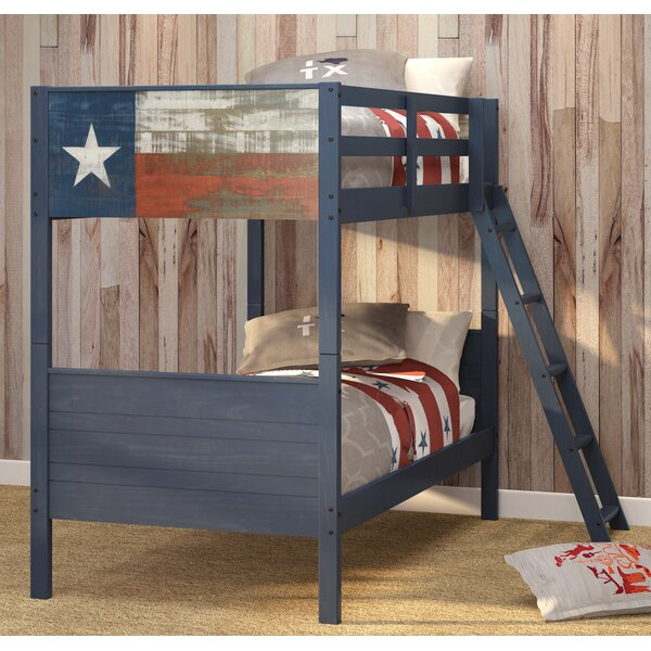 Iraheta Twin Over Twin Bunk Bed by Zoomie Kids