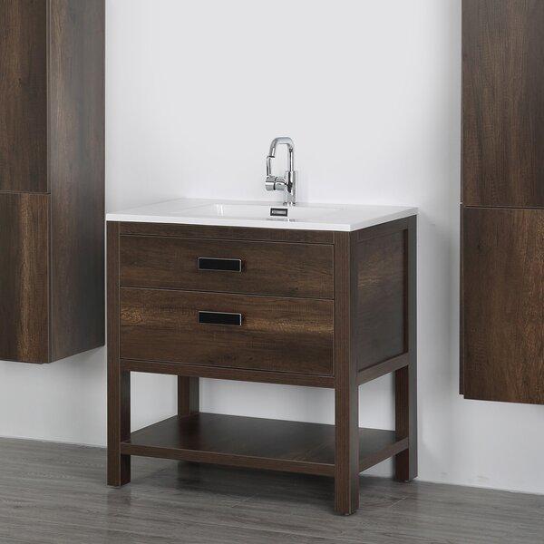 32 Single Bathroom Vanity Set by Streamline Bath