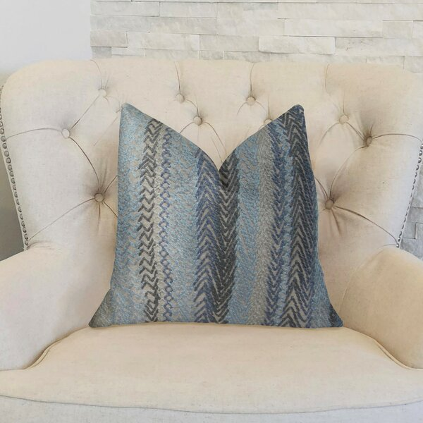 Lomonaco Handmade Luxury Pillow by Rosecliff Heights