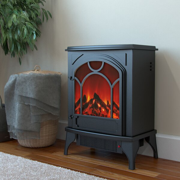 Aries 400 sq. ft. Vent Free Electric Stove by Regal Flame
