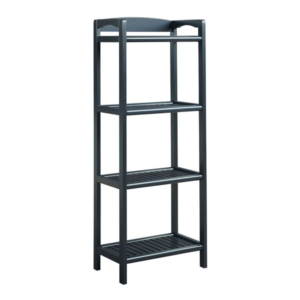 Fennell Tall Etagere Bookcase by Red Barrel Studio
