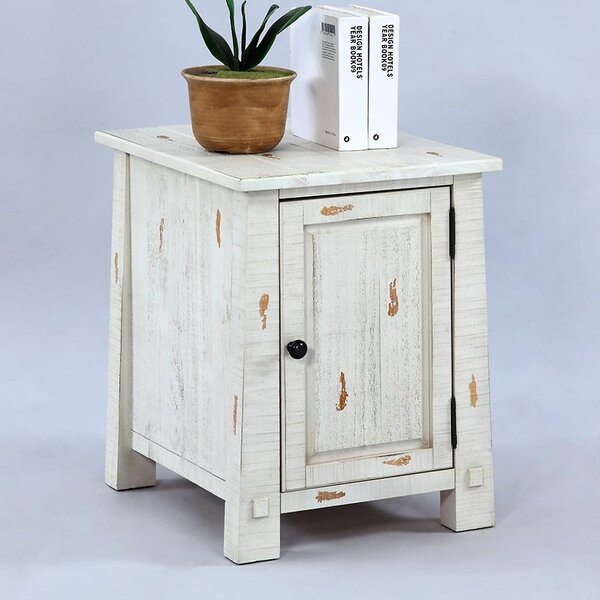 Pinard End Table by August Grove