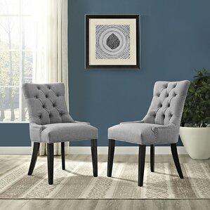 regent upholstered dining chair
