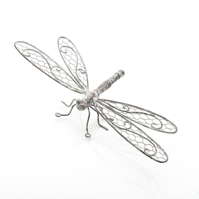 Dragonfly Nursery Wall Decor : Home etc dragonfly garden wall decor reviews wayfair