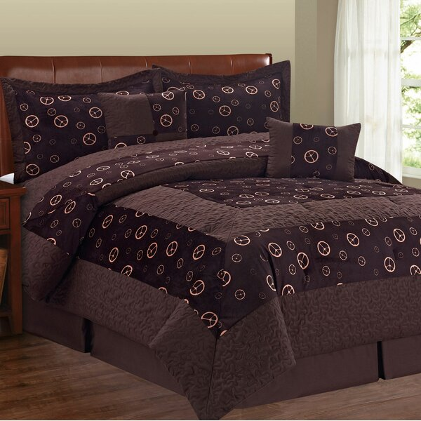 Charmant Peace Sign Bedding | Wayfair