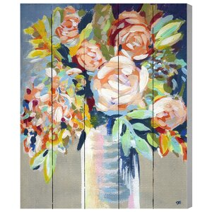 Vitale Painting Print Plaque by Latitude Run