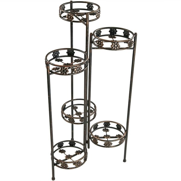Highlandville Tiered Folding Plant Stand by Winston Porter