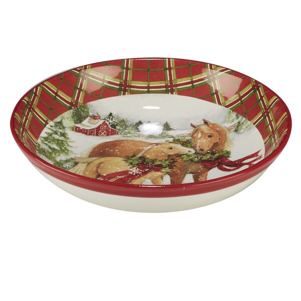 Nina 4.5-qt. Pasta Dish by The Holiday Aisle