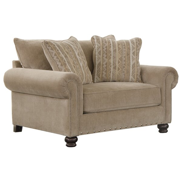 Belhaven Chair and a Half by Canora Grey