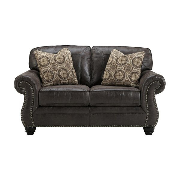 Carrera Loveseat by Darby Home Co