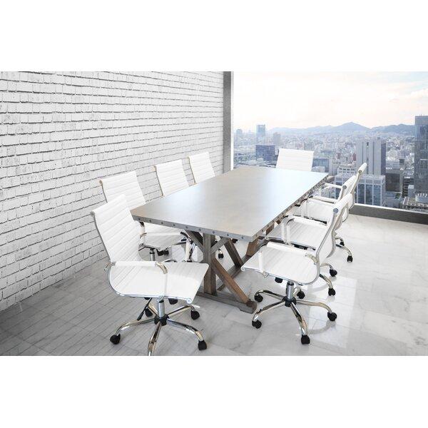 Rhead Rectangular 30H x 40W x 84L Conference Table