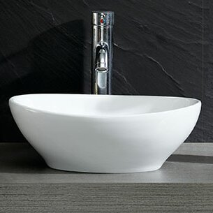 Exceptionnel Save. Fine Fixtures. Modern Oval Vessel Bathroom Sink