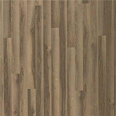Home 7.5 x 47 x 7mm Oak Laminate Flooring in Boardwalk by Quick-Step