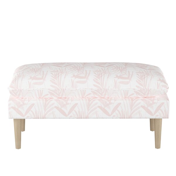 Ravenstein Upholstered Bench by Brayden Studio