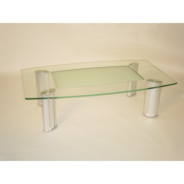 Tracy Coffee Table by Chintaly Imports