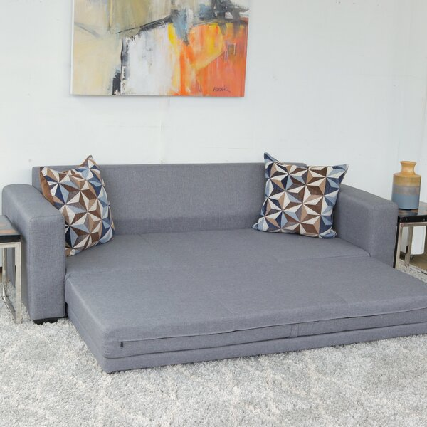 Abberton Sofa Bed by Ebern Designs