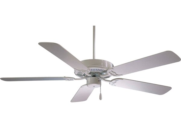 42 Contractor 5-Blade Ceiling Fan by Minka Aire