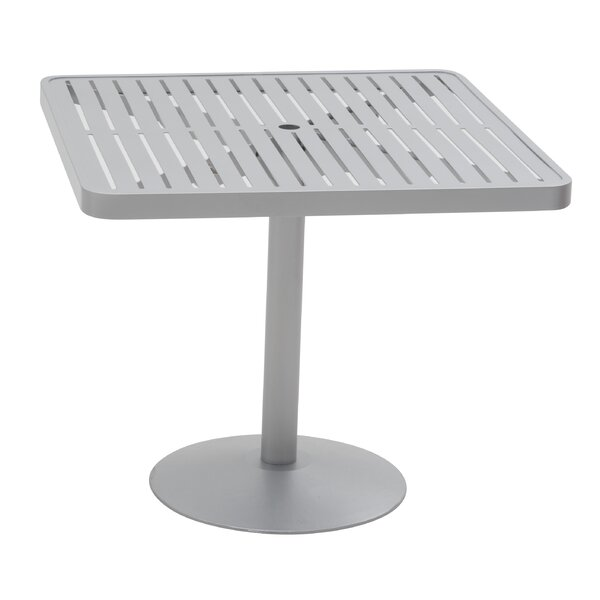 Hanna Metal Bistro Table by Wabash Valley