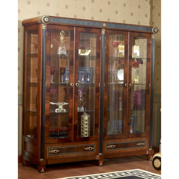 Gary 4 Door China Cabinet by Astoria Grand