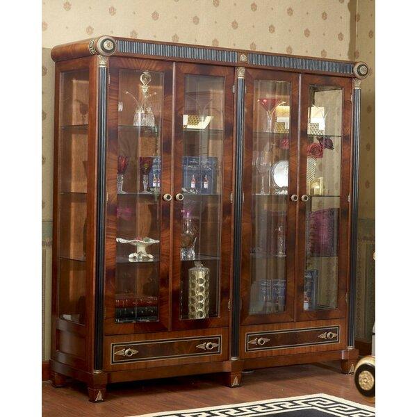Gary 4 Door China Cabinet by Astoria Grand