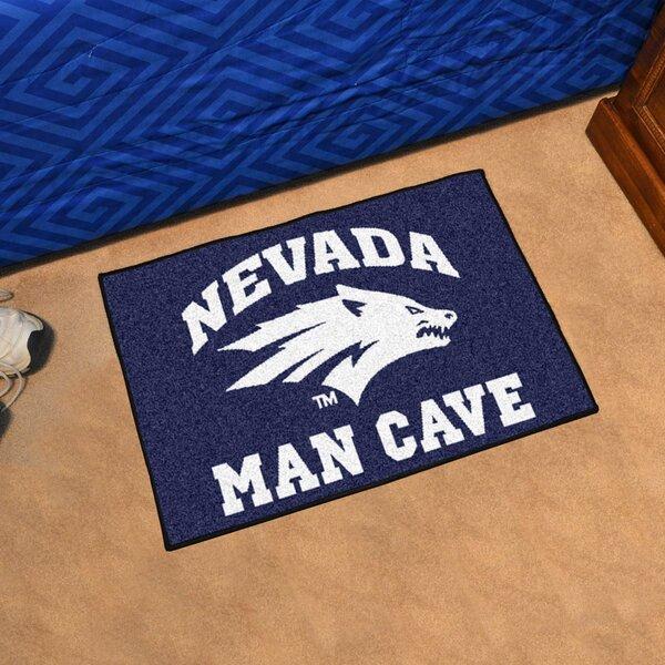 University of Nevada Doormat by FANMATS