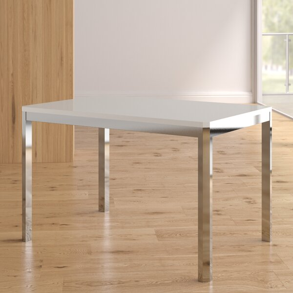 Cyrano Dining Table by Latitude Run