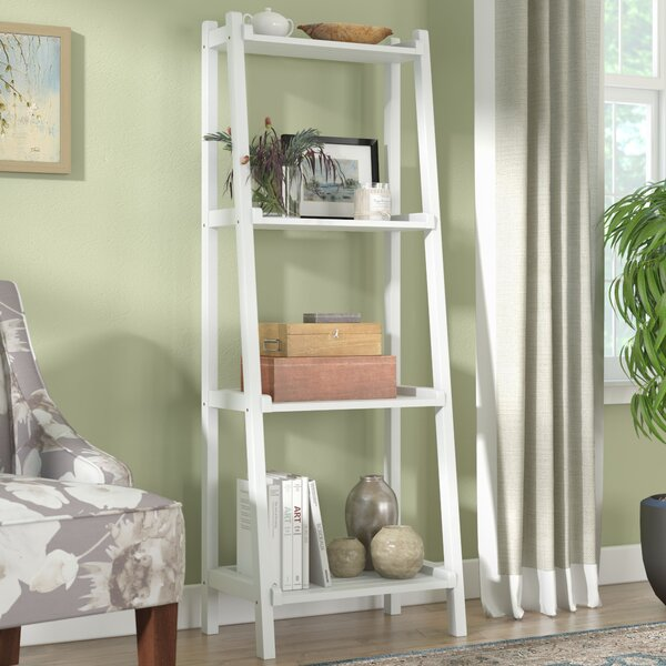 Bernardston Ladder Bookcase by Three Posts