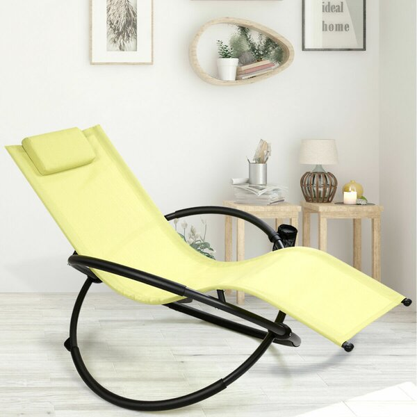 Jarrow Zero Gravity Reclining Chaise Lounge by Freeport Park