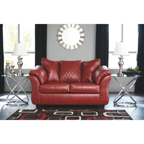 Buy Online Top Rated Buhl Loveseat by Winston Porter by Winston Porter