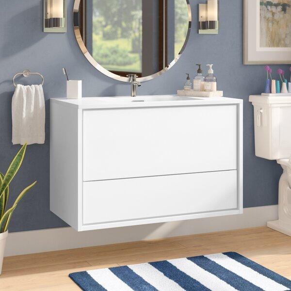 Trieu 36 Single Bathroom Vanity Set by Orren EllisTrieu 36 Single Bathroom Vanity Set by Orren Ellis