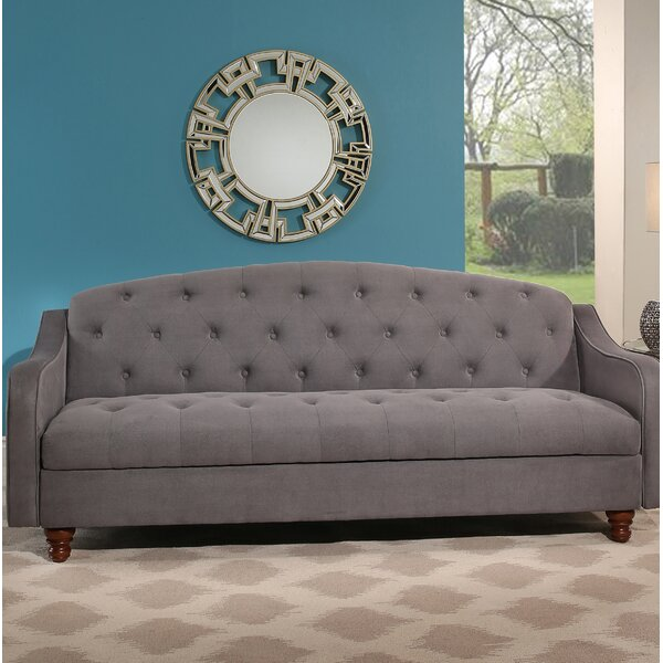 Lindon Tufted Storage Sleeper By Mercer41 Savings