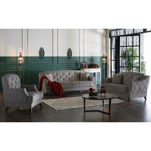Alegna Sleeper Configurable Living Room Set by Red Barrel Studio®