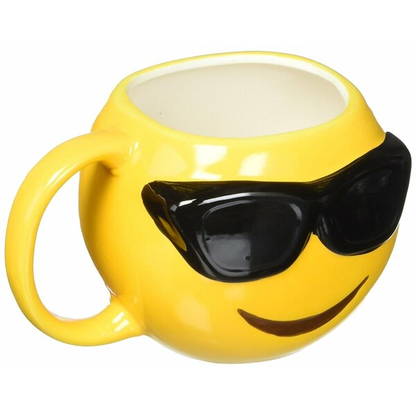 Wexler Cool Sunglasses Coffee Mug by Latitude Run