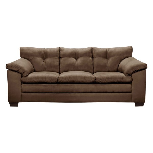 Simmons Upholstery Richland Sofa by Three Posts