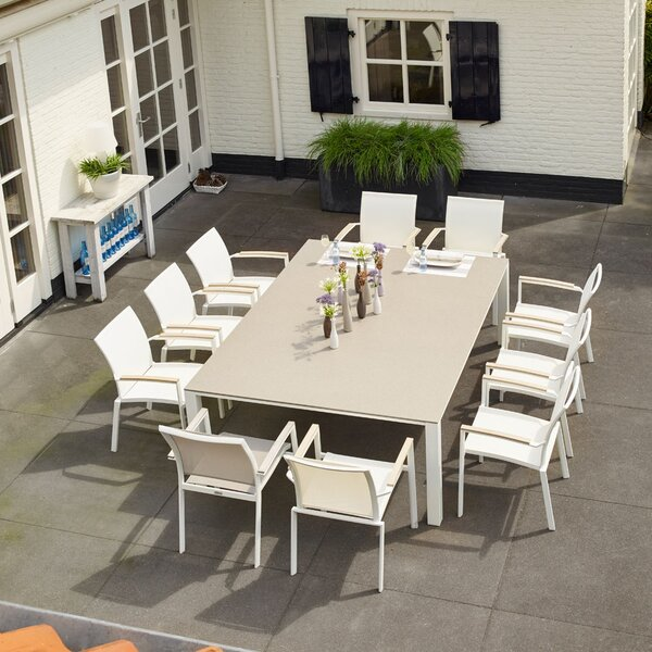 Robards 11 Piece Dining Set by Orren Ellis