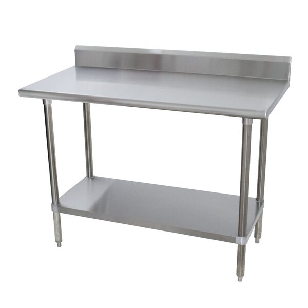 Heavy Duty Prep Table by Advance Tabco