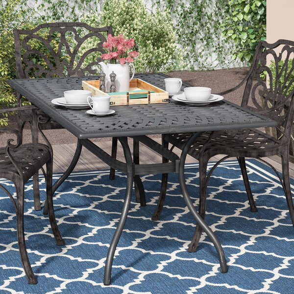 Agawam Dining Table by Fleur De Lis Living